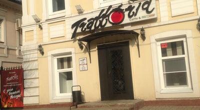 Photo of Italian Restaurant Trattoria at Советский Просп., 26, Череповец, Russia