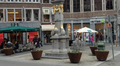 Photo of Plaza Place de l'Ange at Pl. De L'ange, Namur 5000, Belgium