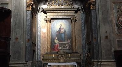 Photo of Church Église Saint Dominique et Saint François De Paule at Rue Saint-françois De Paule, Nice 06300, France