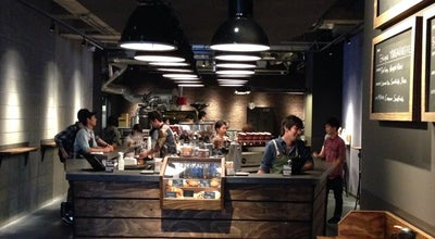 Photo of Coffee Shop THE ROASTERY by NOZY COFFEE at 神宮前5-17-13, 渋谷区 150-0001, Japan