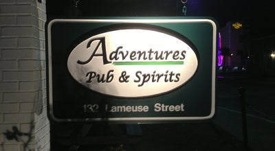 Photo of Bar Adventures Pub & Spirits at 132 Lameuse St, Biloxi, MS 39530, United States