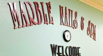 Photo of Nail Salon Marble Nails & Spa at 1795 S Victoria Ave, Ventura, CA 93003, United States