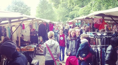 Photo of Flea Market Nowkoelln Flowmarkt at Maybachufer, Berlin 12047, Germany