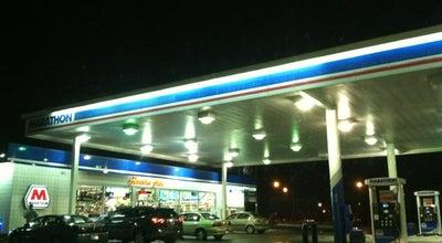 Photo of Gas Station / Garage Marathon Gas at 2905 W Bethel Ave, Muncie, IN 47304, United States
