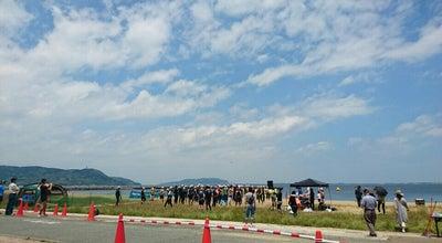 Photo of Beach マリナタウン海浜公園 (海っぴビーチ) at 西区愛宕浜, 福岡市, Japan