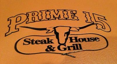 Photo of Steakhouse Prime 15 Steakhouse & Grill at 15 Greenwood Lake Tpke, Ringwood, NJ 07456, United States