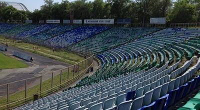 Photo of Soccer Stadium Стадион Уралмаш at Ул. Бакинских Комиссаров, 8, Екатеринбург 620088, Russia
