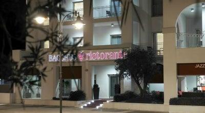 Photo of Italian Restaurant Bacchus at Via Degli Astronauti 2, Olbia 07026, Italy