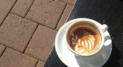 Photo of Coffee Shop Doppio Espressobar at Linnégatan 7, Göteborg 413 04, Sweden