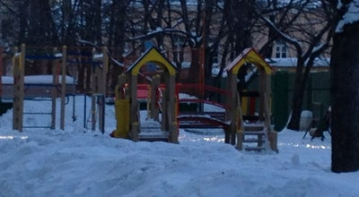Photo of Playground Двор Полянка 30 at Russia