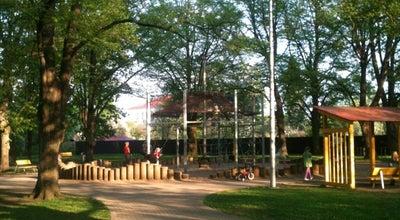 Photo of Playground Sõbra Tn Mänguväljak at Sõbra, Tartu Parish 50107, Estonia
