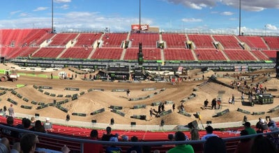 Photo of Racetrack Monster Energy Cup at Las Vegas, NV 89122, United States