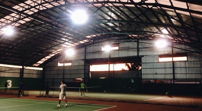 Photo of Tennis Court Canggu Club Tennis & Squash Centre at Jl. Pantai Berawa (banjar Tegal Gundul), Badung 80361, Indonesia