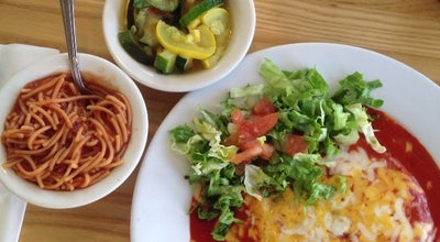 Photo of Mexican Restaurant Cocina Azul at 1134 Mountain Rd Nw, Albuquerque, NM 87102, United States