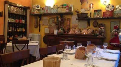 Photo of Italian Restaurant Osteria dul Tarlisu at Via Ugo Foscolo, 2, Busto Arsizio 21052, Italy