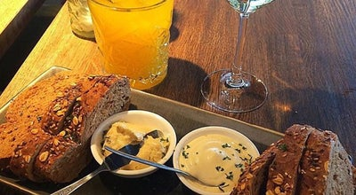 Photo of Mediterranean Restaurant d&a Hummus Bistro at Westerstraat 136, Amsterdam 1015 MP, Netherlands