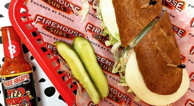 Photo of Sandwich Place Firehouse Subs at 7601 N Macarthur Blvd, Irving, TX 75063, United States