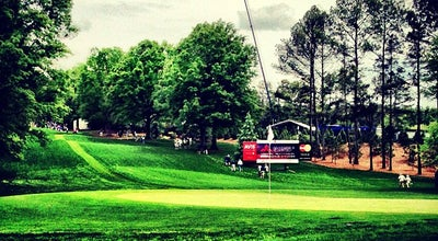 Photo of Golf Course Quail Hollow Club at 3700 Gleneagles Rd, Charlotte, NC 28210, United States