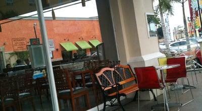 Photo of Cafe Degas Café at Plaza Herradura, Tampico, Mexico