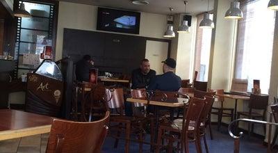 Photo of Bar Les Artistes at 11qa Place Jean Jaurès, Saint-Etienne 42000, France