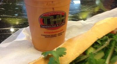 Photo of Vietnamese Restaurant THH (Tân Hoàng Húóng) Vietnamese Sandwiches & Coffee at 14081 Newport Ave, Tustin, CA 92780, United States