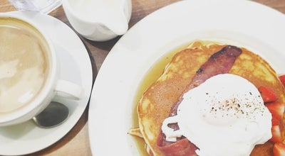 Photo of Cafe Hanky Panky Pancakes at 20 Commonhall Street, Chester CH1 2BJ, United Kingdom
