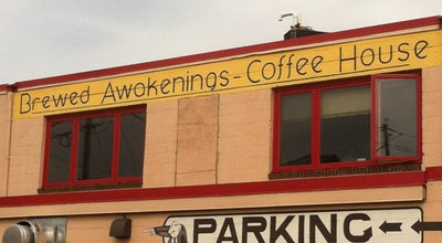Photo of Coffee Shop Brewed Awakenings at 24 Ne 4th St, Grand Rapids, MN 55744, United States
