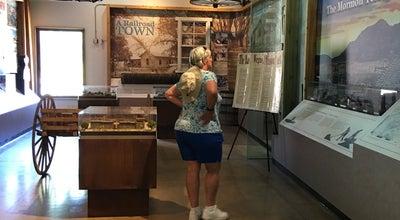 Photo of Museum Old Las Vegas Mormon Fort at 500 E Washington Ave, Las Vegas, NV 89101, United States