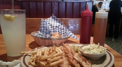 Photo of Cafe The Dixie Cafe at 105 E Harrell Dr, Russellville, AR 72802, United States