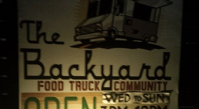 Photo of Food Truck The Backyard Food Truck Community at Dasmariñas City, Philippines