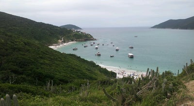 Photo of Beach Prainha do Pontal do Atalaia at R. Pontal Do Atalaia, Arraial do Cabo 28930-000, Brazil