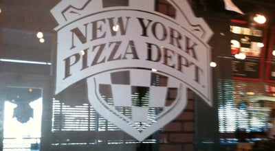 Photo of Pizza Place NYPD Pizza at 2743 S Market St, Gilbert, AZ 85295, United States