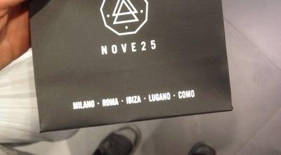 Photo of Jewelry Store Nove25 at Via Ravizza 3, Milano 20149, Italy