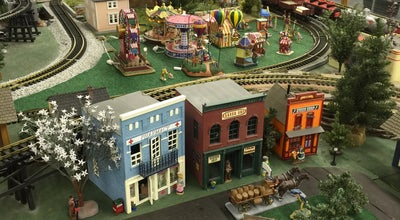 Photo of Museum Crossville Model Railroad Display at 109-228 Interstate Dr, Crossville, TN 38555, United States