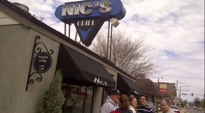 Photo of Burger Joint Nic's Grill at 1201 N Pennsylvania Ave, Oklahoma City, OK 73107, United States