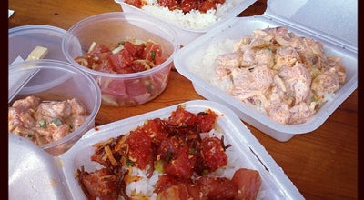 Photo of Fish Market Ono Seafood at 747 Kapahulu Ave, Honolulu, HI 96816, United States