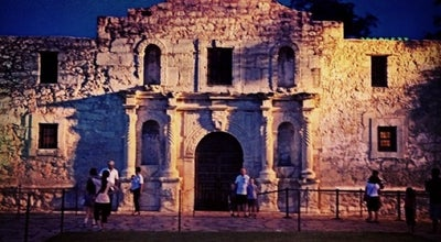 Photo of Historic Site The Alamo at 300 Alamo Plz, San Antonio, TX 78205, United States