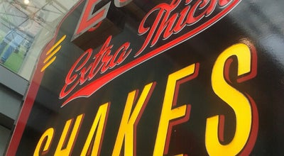 Photo of Dessert Shop Ed's Shakes at Selfridge's & Co., Birmingham, United Kingdom