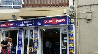 Photo of Burger Joint Salina Express at Plaza De Europa, Puerto de la Cruz 34800, Spain