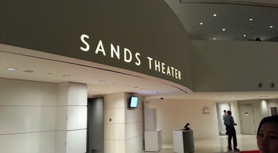 Photo of Theater The Sands Theatre at Marina Bay Sands Integrated Resort, Singapore 018973, Singapore