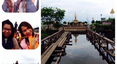 Photo of Spiritual Center หลวงพ่อศิลากลางกว๊านพะเยา at วัดโลกติอารามกลางกว๊านพะเยา, Phayao, Thailand