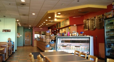 Photo of Bagel Shop St Paul Bagelry at 1702 Lexington Ave N, Roseville, MN 55113, United States