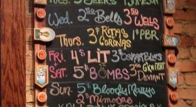 Photo of American Restaurant Black Rose Pub at 222 N Main St, Hendersonville, NC 28792, United States