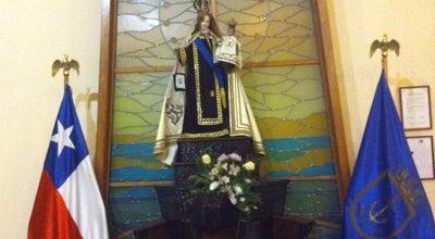 Photo of Church Iglesia Naval Nuestra Sra. Carmen at Recta Las Salinas, Viña del Mar, Chile