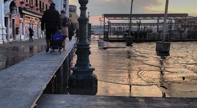 Photo of Scenic Lookout Zattere at Zattere, Venezia, Italy