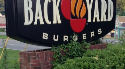 Photo of Burger Joint Back Yard Burgers at 1428 Montgomery Hwy, Vestavia, AL 35216, United States