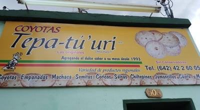 Photo of Bakery Coyotas Tepa-Tu'uri at Mexico