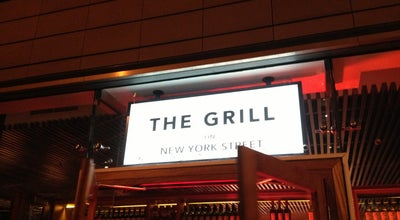 Photo of Steakhouse The Grill on New York Street at New York St., Manchester M1 4BD, United Kingdom