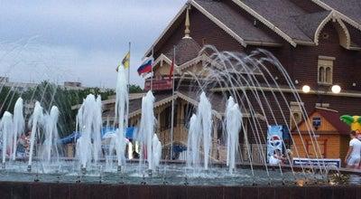 "Photo of Theme Park ""Национальная деревня"" at Проспект Гагарина, Оренбург, Russia"