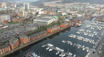 Photo of Gastropub Grape & Olive at Meridian Tower, Swansea, United Kingdom